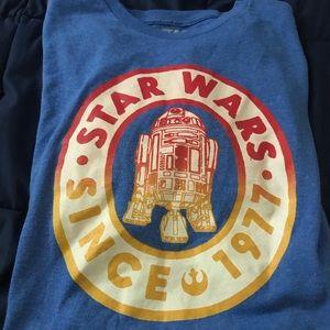 Disney Star Wars R2D2 graphic t-shirt